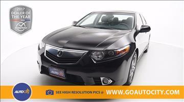 2013 Acura TSX for sale in El Cajon, CA
