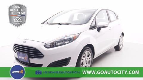 2016 Ford Fiesta for sale in El Cajon, CA