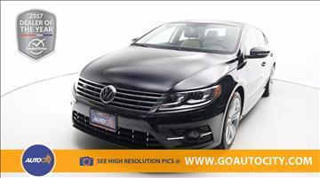 2013 Volkswagen CC for sale in El Cajon, CA