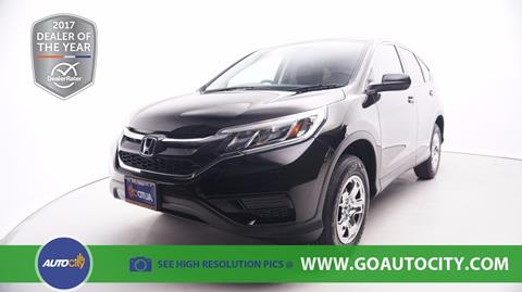 2015 Honda CR-V for sale in El Cajon, CA