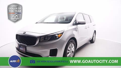 2016 Kia Sedona for sale in El Cajon, CA