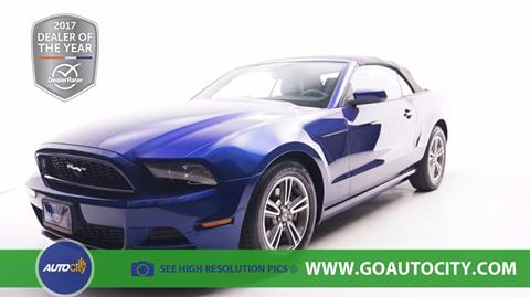 2013 Ford Mustang for sale in El Cajon, CA