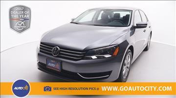 2015 Volkswagen Passat for sale in El Cajon, CA