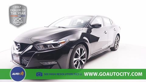2016 Nissan Maxima for sale in El Cajon, CA