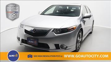 2014 Acura TSX for sale in El Cajon, CA
