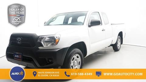 2015 Toyota Tacoma for sale in El Cajon, CA
