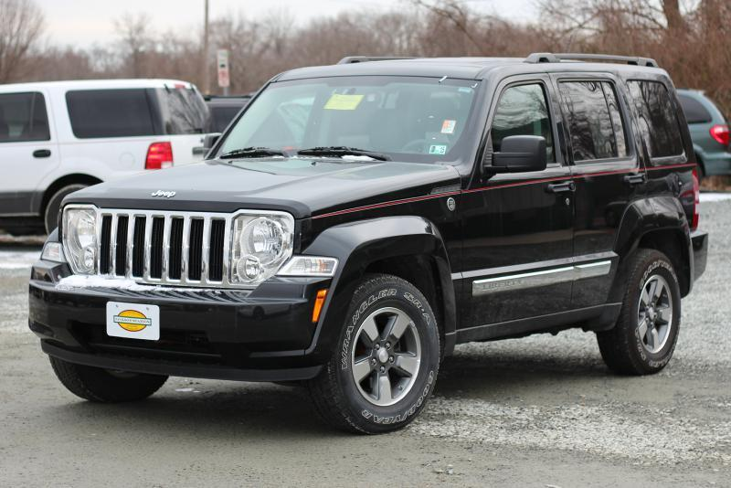 used 2008 jeep liberty sport 4x4 in perryville md at jackson station. Black Bedroom Furniture Sets. Home Design Ideas