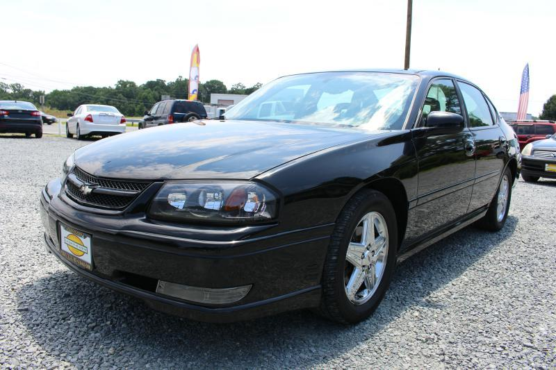 2005 chevrolet impala ss supercharged 4dr sedan in perryville md jackson station llc. Black Bedroom Furniture Sets. Home Design Ideas