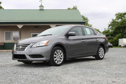 2015 Nissan Sentra for sale in Perryville, MD