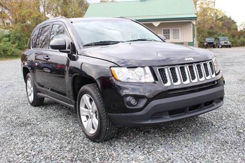 2012 Jeep Compass for sale in Perryville, MD