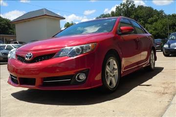 2013 Toyota Camry for sale in Winona, MS