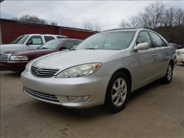 2005 Toyota Camry for sale in Winona, MS