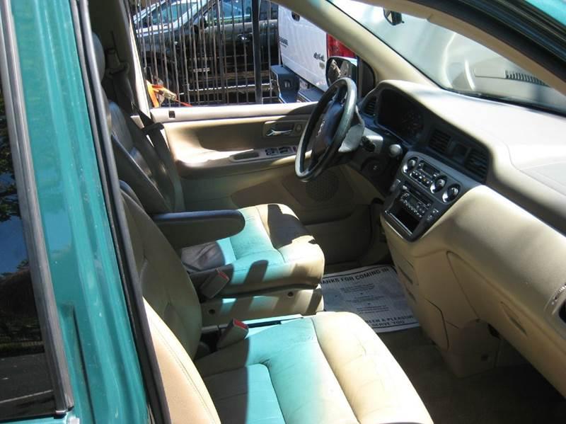 2002 Honda Odyssey EX 4dr Mini-Van - Roseville CA