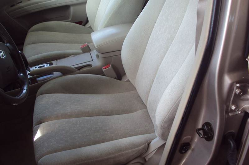2006 Hyundai Sonata GLS V6 4dr Sedan - Roseville CA