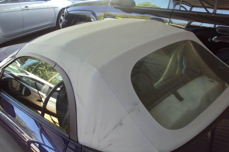 2002 Porsche Boxster 2dr Convertible - Roseville CA