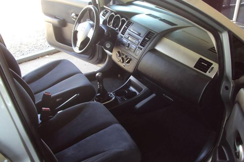 2008 Nissan Versa 1.8 S 4dr Sedan 6M - Roseville CA