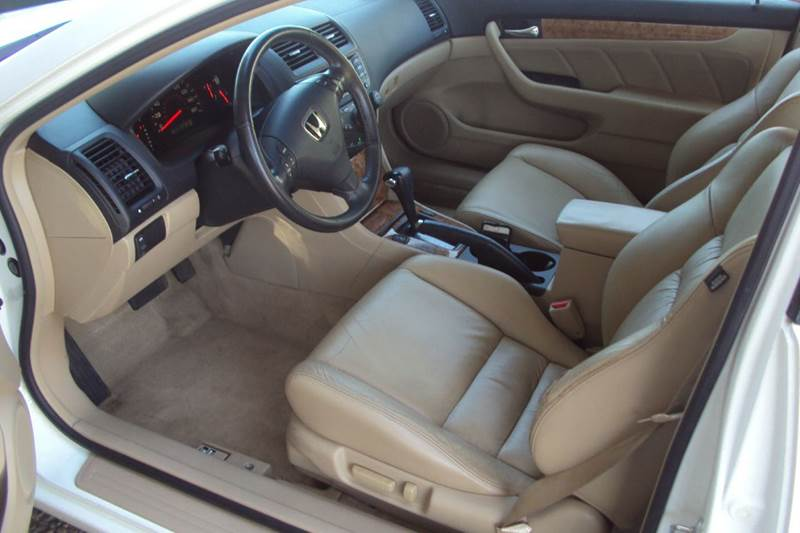 2004 Honda Accord EX 2dr Coupe w/Leather - Roseville CA