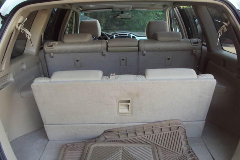 2004 Toyota Highlander AWD 4dr SUV V6 w/3rd Row - Roseville CA