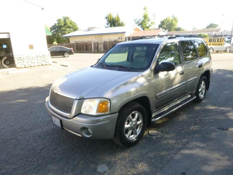2002 GMC Envoy SLE 4WD 4dr SUV - Roseville CA