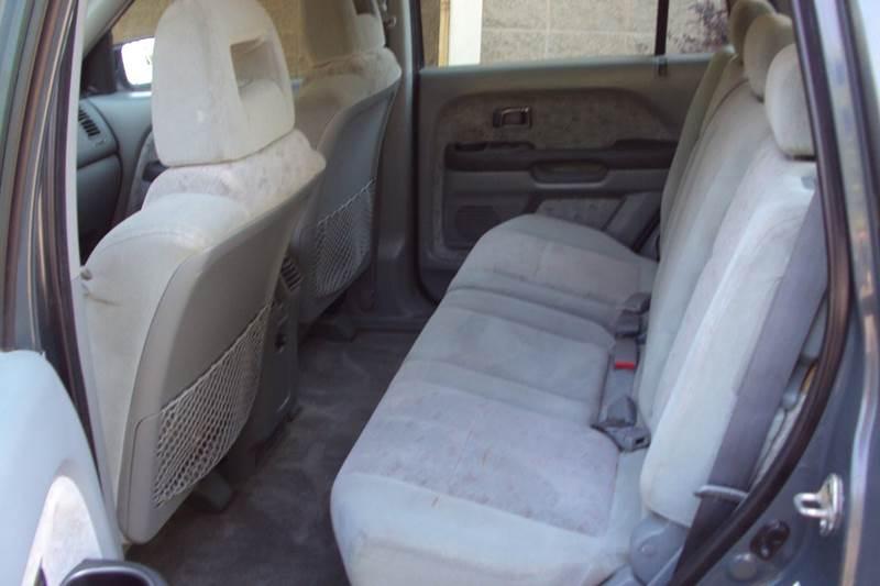 2003 Honda Pilot LX 4WD 4dr SUV - Roseville CA