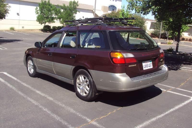 2000 Subaru Outback AWD 4dr Wagon - Roseville CA