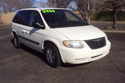 2005 Chrysler Town and Country for sale in Roseville, CA