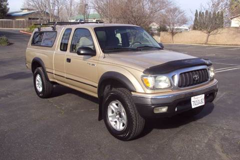 2002 Toyota Tacoma for sale in Roseville, CA