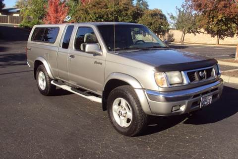 2000 Nissan Frontier for sale in Roseville, CA