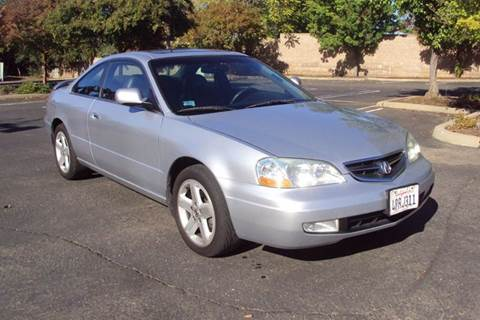 2001 Acura CL for sale in Roseville, CA