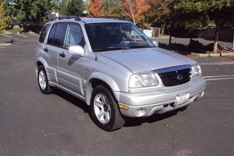 2003 Suzuki Grand Vitara for sale in Roseville, CA