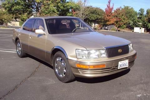 1994 Lexus LS 400 for sale in Roseville, CA