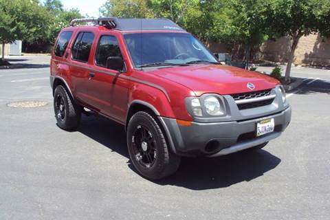 2004 Nissan Xterra for sale in Roseville, CA
