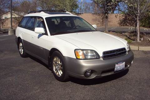 2001 Subaru Outback for sale in Roseville, CA