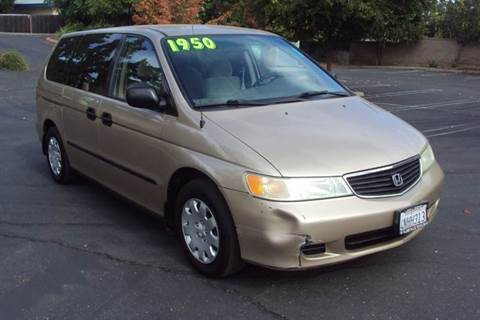 2000 Honda Odyssey for sale in Roseville, CA