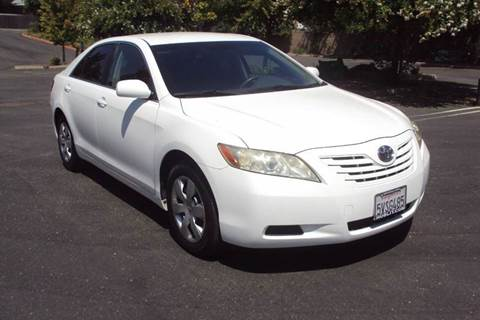 2007 Toyota Camry for sale in Roseville, CA