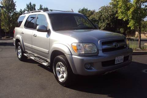 2005 Toyota Sequoia for sale in Roseville, CA