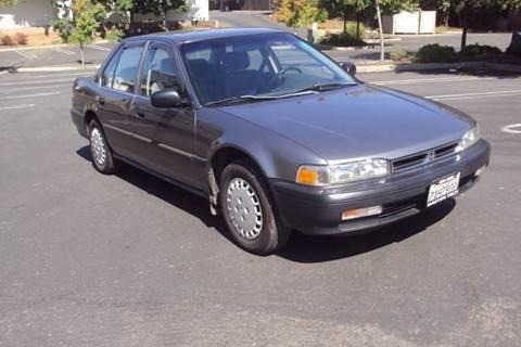 1991 Honda Accord for sale in Roseville, CA