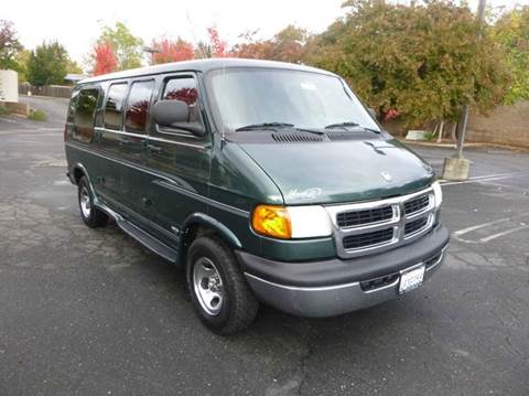 1998 Dodge Ram Van For Sale In Roseville CA