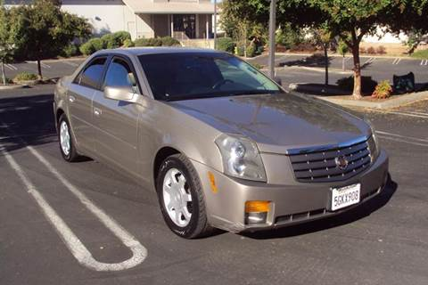 2004 Cadillac CTS for sale in Roseville, CA