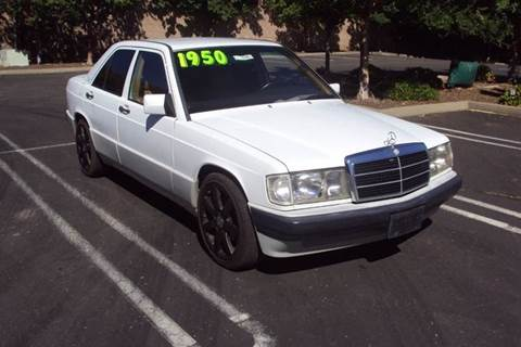 1991 Mercedes-Benz 190-Class for sale in Roseville, CA