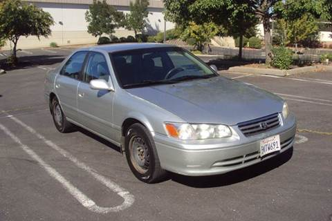 2000 Toyota Camry for sale in Roseville, CA