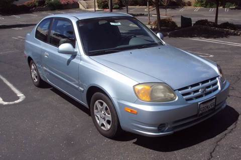 2003 Hyundai Accent for sale in Roseville, CA