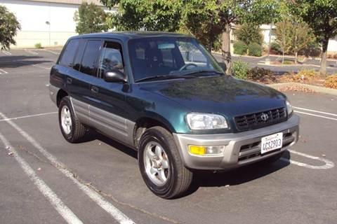 1998 Toyota RAV4 for sale in Roseville, CA