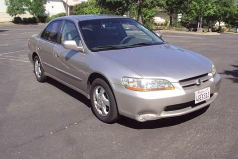 1999 Honda Accord for sale in Roseville, CA