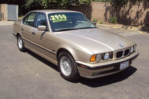 1995 BMW 5 Series for sale in Roseville, CA