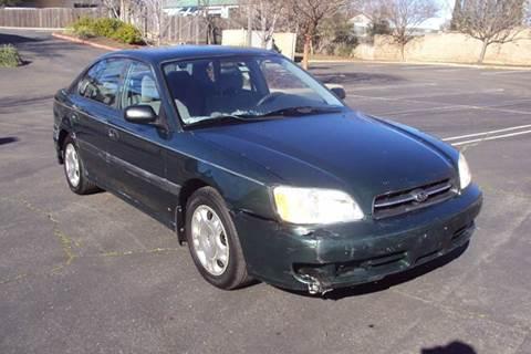 2000 Subaru Legacy for sale in Roseville, CA