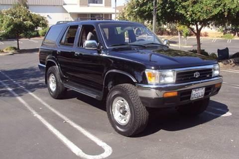 1994 Toyota 4Runner for sale in Roseville, CA