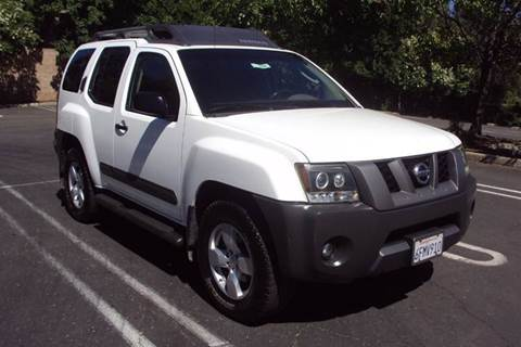 2008 Nissan Xterra for sale in Roseville, CA
