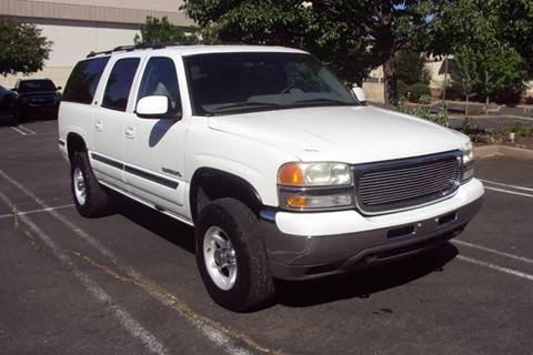2001 GMC Yukon XL for sale in Roseville, CA