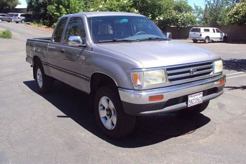1997 Toyota T100 for sale in Roseville, CA